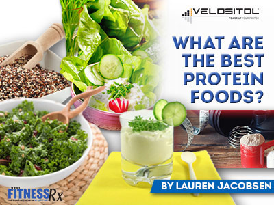 What Are the Best Protein Foods? - Eat to Stay Strong, Lean and Healthy
